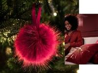 Christmas at Home! Κόκκινο και χρυσό δεσπόζουν στις διακοσμητικές προτάσεις H&M και Zara