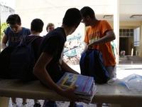 Μάθημα με γερασμένους καθηγητές στα ελληνικά σχολεία