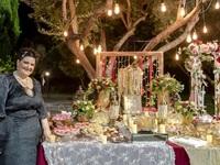 Ρομαντικός γάμος στη Μονεμβασιά από Άννα Μαρία Ρογδάκη και Diamond Events