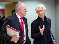 Λαγκάρντ: Εντυπωσιακή η πρόοδος στην Ελλάδα