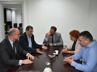 Συνάντηση Πελετίδη-Φαρμάκη για να σωθεί το ΑΕΛΛΩ - Η Περιφέρεια θα χρηματοδοτήσει το Πατρινό Καρναβάλι