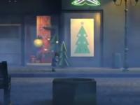 Μια χριστουγεννιάτικη  ιστορία του Ευγένιου Τριβιζά