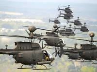 «Απόβαση» 40 ελικοπτέρων των ΗΠΑ στον Βόλο