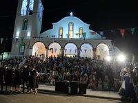 Πολύς κόσμος και θρησκευτική λαμπρότητα στον εορτασμό της Αγίας Μαρίνας στην Πάτρα –ΔΕΙΤΕ ΦΩΤΟ