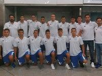 Νίκη της Εθνικής παίδων στο Ευρωπαϊκό με πάρτι του Μπιτσάκου!