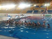 Εκστρατεία του ΝΟΠ με 36 κολυμβητές
