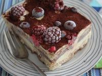 Συνταγή για τιραμισού με σοκολάτα από τον Χρήστο Βέργαδο