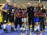 Πρωταθλήτρια Ελλάδας η ΠΓΕ * 13 μετάλλια οι Πατρινοί πυγμάχοι! (ΦΩΤΟ)