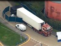 Αυτό είναι το επικρατέστερο σενάριο για τα 39 πτώματα σε φορτηγό