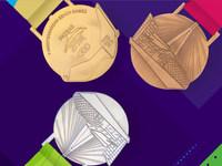 ΑΦΙΕΡΩΜΑ: Δύο σύμβολα της Πάτρας στα μετάλλια των Μεσογειακών Αγώνων