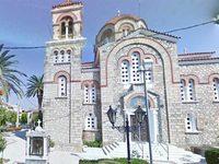Πανηγυρίζει ο Ιερός Ναός Αγίου Δημητρίου στο Λόγγο Αιγιαλείας