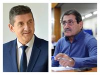 Αλεξόπουλος: Ο Πελετίδης είναι υποκριτής, δίνει έργο της ΔΕΥΑΠ σε ιδιώτες