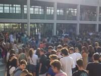 500 μαθητές και μαθήτριες «φώναξαν παρών» στο πρώτο χτύπημα του κουδουνιού στα Αρσάκεια σχολεία Πατρών