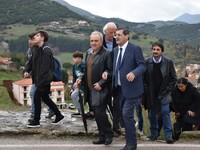 Ο Δήμαρχος Πατρέων παρέστη στις εκδηλώσεις μνήμης στα Καλάβρυτα