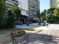 """Πάτρα: Αστυνομικοί στο """"άβατο"""" της πλατείας Όλγας - ΦΩΤΟ"""