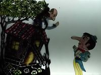 Η περιβαλλοντική παράσταση «Ο Καραγκιόζης στο μαγεμένο δάσος» το σαββατοκύριακο στο «Περί Σκιών»