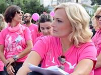 Χριστίνα Λαμπίρη για Pink the city: Νιώθω αναπόσπαστο κομμάτι μιας μεγάλης οικογένειας