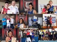 Τα 29 Πανελλήνια μετάλλια των Boxerinos της Παναχαϊκής - ΦΩΤΟ