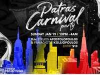 Το καρναβαλικό πάρτι των Πατρινών στη Νέα Υόρκη επιστρέφει
