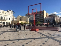 Στην πλατεία Γεωργίου το Σάββατο η... μπασκέτα του Απόλλωνα