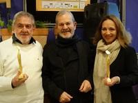Η Αιγιώτισσα Μαρία Καλλιμάνη βραβεύτηκε στο Πανόραμα Ευρωπαϊκού Κινηματογράφου