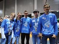 Η Λουξ χορηγός στην 16η Ολυμπιάδα Εκπαιδευτικής Ρομποτικής WRO