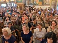 Με λαμπρότητα ο εορτασμός της Αγίας Σοφίας στην Πάτρα- ΦΩΤΟ