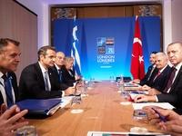 Ν. Παναγιωτόπουλος για συνάντηση Μητσοτάκη - Ερντογάν: Συμφωνήσαμε σε καλό κλίμα ότι διαφωνούμε