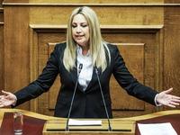 Γεννηματά : Οι 6 αλήθειες σας κρύβουν αντίστοιχα ψέμματα κ. Μητσοτάκη