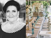 Diamond Events: Πριβέ γάμος στην Αθήνα σε cosmopolitan chic style
