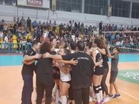 Κατέκτησαν το Κύπελλο οι γυναίκες της ΕΑΠ σε συγκλονιστικό τελικό