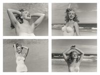Εννέα μαγικές φωτογραφίες της 19χρονης Μέριλιν Μονρόε!