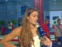 Η Σάκκαρη είδε το Ολυμπιακός - Τότεναμ και σχολιάζει (ΒΙΝΤΕΟ)