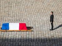 Παρουσία δεκάδων ξένων προσωπικοτήτων κηδεύτηκε ο Ζακ Σιράκ