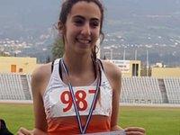 Γεννημένη για να τρέχει (γρήγορα) η Αναστασία Καρέλα