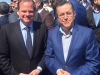 """Ν. Νικολόπουλος: """"Μετά τη Νομική, φουρνέλο και στην Πατρών - Πύργου;"""""""