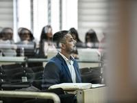 Μπούκουρας στην δίκη της Χρυσής Αυγής: Πριν τις εκλογές πέρασα την δεύτερη εφηβεία μου με το παρεάκι