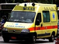 Πατρών – Πύργου: Σοβαρό τροχαίο στα Καμίνια με δύο τραυματίες