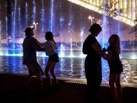 Ο Χορός των Σιντριβανιών