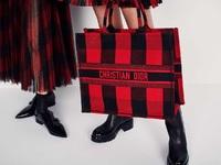 Τα καρό του Dior θα είναι το mega hit το επόμενου χειμώνα;