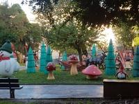 Δείτε τo μαγικό χωριό των Χριστουγέννων, πιο όμορφο από ποτέ, στην πλατεία Όλγας