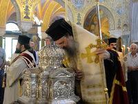 Πέρασαν 55 χρόνια από την επιστροφή στην Πάτρα της Τιμίας Κάρας του Αποστόλου Ανδρέου