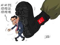 Η τουρκική... μπότα με το πενάκι του Dranis