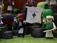 Η Ελληνική Επανάσταση με φιγούρες Playmobil! ΔΕΙΤΕ ΦΩΤΟ