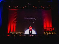 To TEDxPatras 2019 Simulcast στα Εκπαιδευτήρια Πάνου