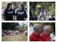 Στα Τρίκαλα η πρώτη πανελλήνια συνάντηση διδύμων! ΦΩΤΟ