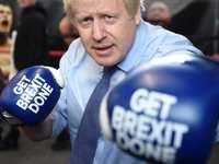 Άνετο προβάδισμα του Τζόνσον για τις βρετανικές εκλογές