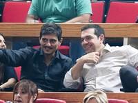 Ο Αλέξης Τσίπρας είδε τον Παναθηναϊκό μαζί με τον Γιαννακόπουλο