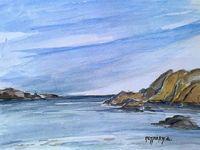 """Παρουσιάζεται στην Πάτρα το έργο των ζωγράφων της έκθεσης """"Το μπλε της θάλασσας και τ' ουρανού"""""""