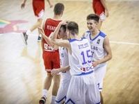 Η Εθνική Παίδων σημαντική νίκη επί της Κροατίας με 92-84
